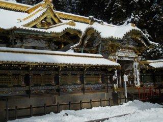Le sanctuaireNikkō Tōshō-gū