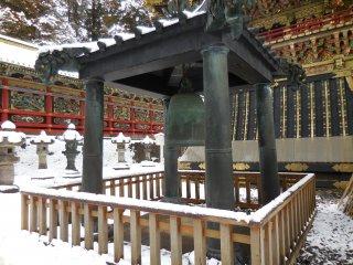 Le gong des entrepôts
