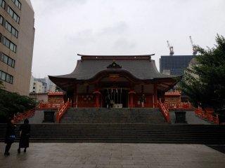 Kuil Hanazono
