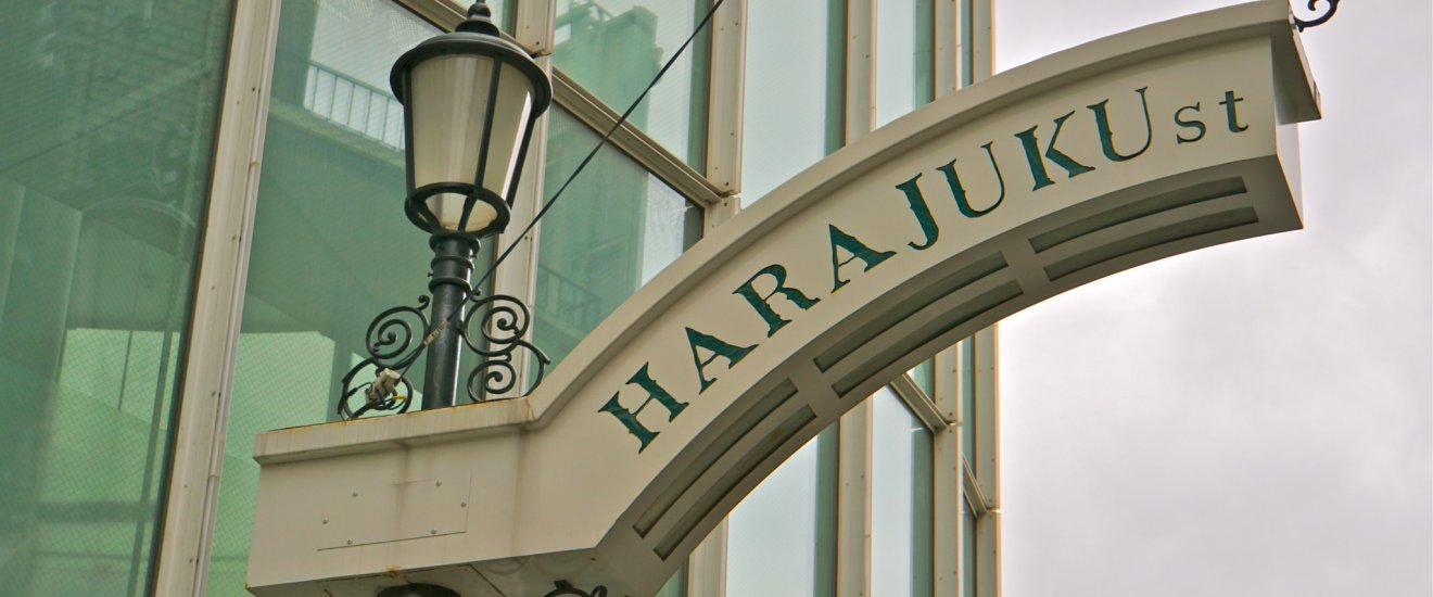 Harajuku is also home to world famous streetwear brands just located opposite end of Takeshita-dori, on Harajuku Street.