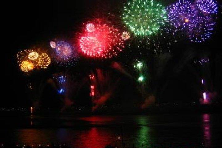 Nagaoka Festival and Fireworks
