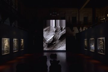 """The Museum of Kyoto Annex """"Mars, a photographic exploration"""" presented by Xavier Barral"""