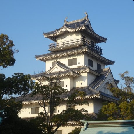 Imabari Castle Photos