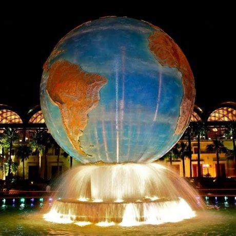 Tokyo DisneySea dalam satu hari