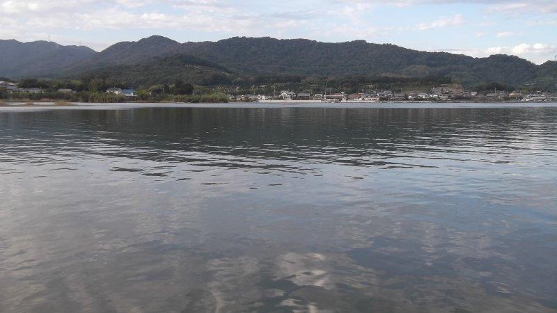 <p>Lake Hamana</p>