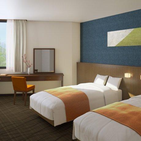 Khách sạn Fujisan khai trương ngày 16 tháng 4