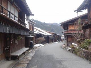 ถนนสายหลักของซึตมะโกะ
