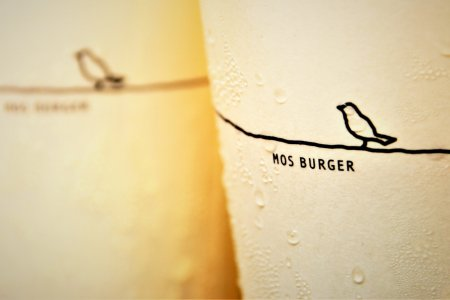Perfect Day at Mos Burger Minakuchi