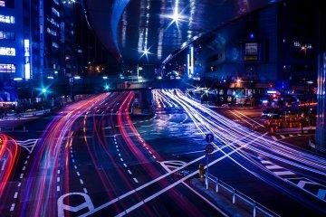 Tokyo by Night : Shinjuku & Shibuya