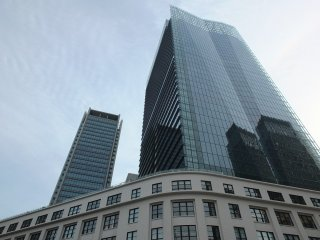 อาคารไปรษณีย์กลางโตเกียวภายหลังปรับปรุงใหม่