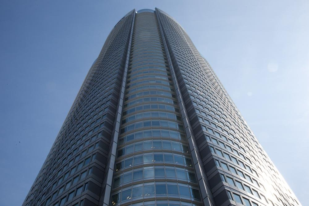 Standing at 54 stories tall, Roppongi Hills' Mori Tower is an impressive building