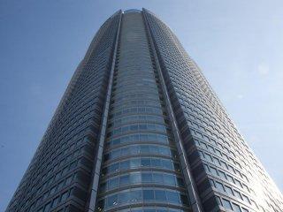 Состоящая из 54х этажей, башня Мори - впечатляющее здание