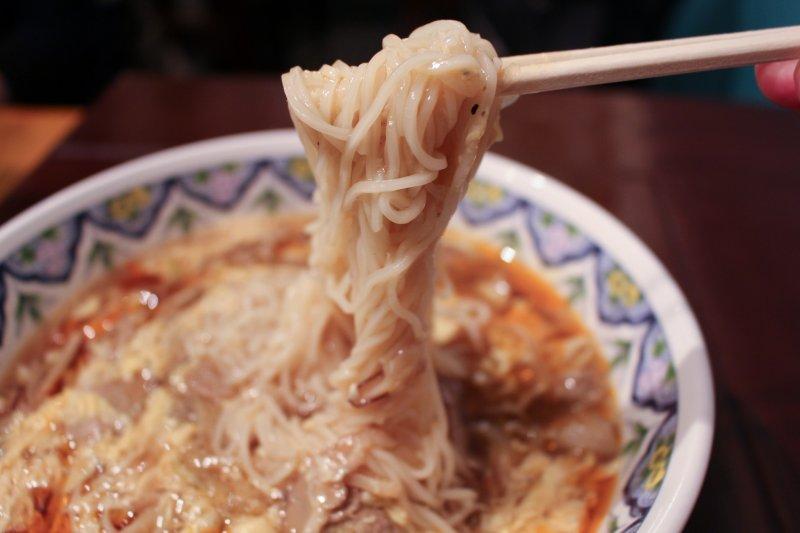 Spicy-Sour Noodles