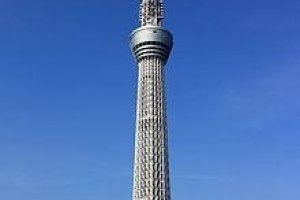 Tokyo Skytree at Launch