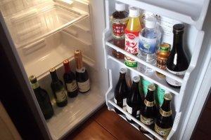 My fridge!