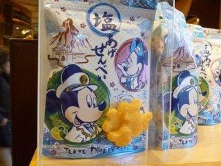Kripik Mikey Mouse