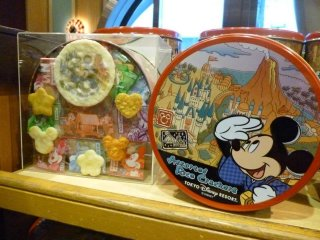 Kue kecil Mikey Mouse..cocok untuk teman minum kopi ataupun teh