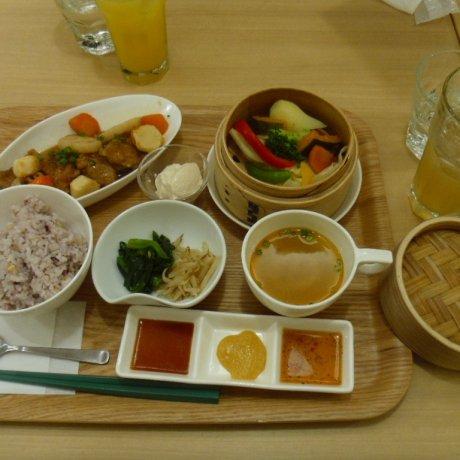 Thiên đường cho người ăn chay ở T's Tantan