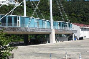 Ushimado yacht club rooms
