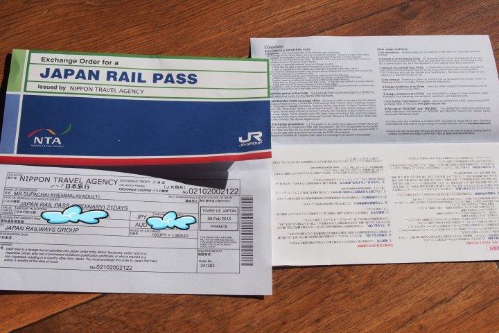 JR passท่องเที่ยวด้วยรถไฟแบบประหยัด