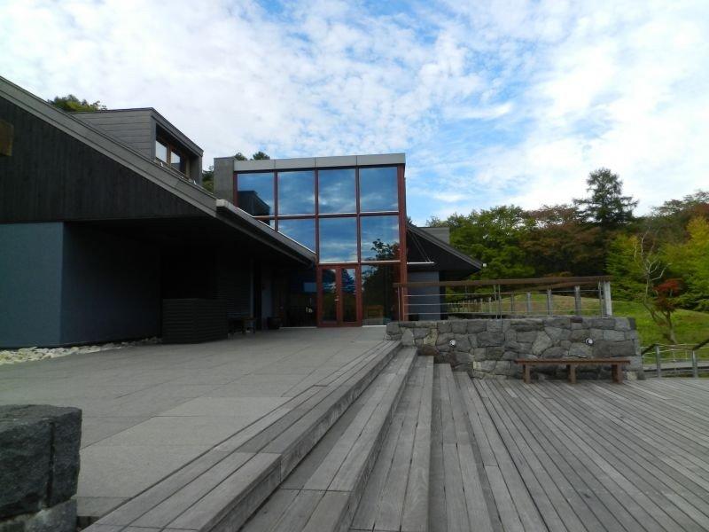 Spa and meditation bath in HoshinoKaruizawa