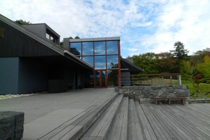 Spa và những bồn tắm ở Hoshino Karuizawa