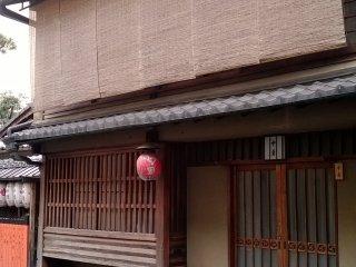 Rumah kuno Jepang
