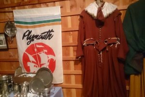 Period style items from the sister city