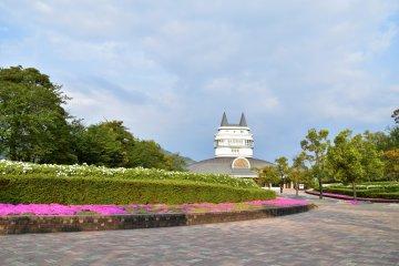 المركز الأخضر في مقاطعة فوكوي