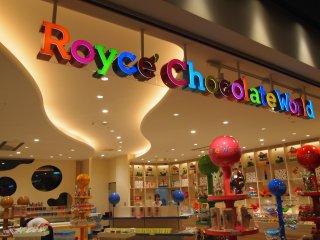Royce' Chocolate World | |New Chitose Airport