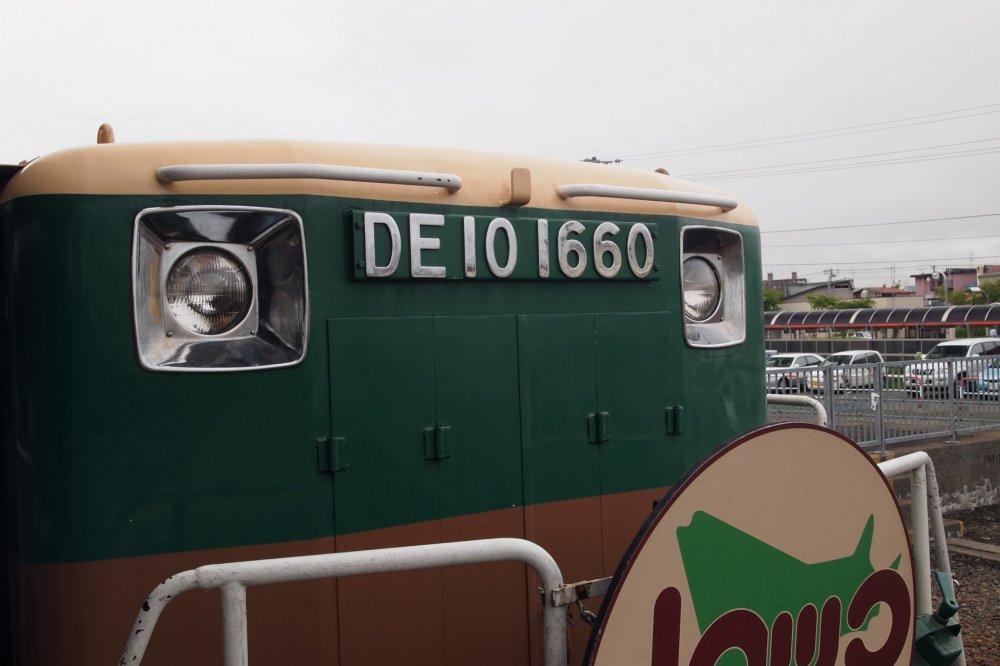 Furano-Biei Norokko Train
