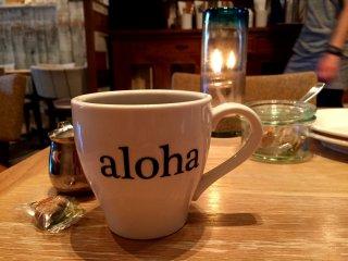 Мой заказ - бленд кофе Кона