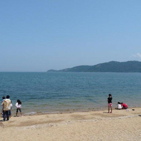 Ushimado Beach, Setouchi City
