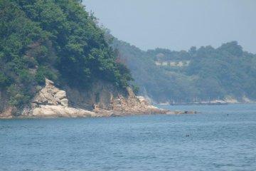 Ushimado beach