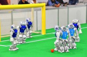 Giải RoboCup Nhật Bản mở rộng 2015 ở Fukui