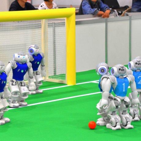 RoboCup Japan Open 2015 in Fukui
