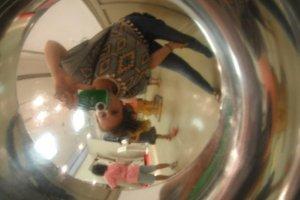 Funny mirrors