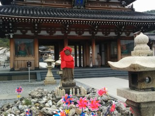 Jizo at the first gate