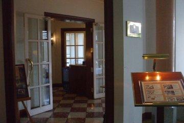 <p>Ресторан Пасео, излучающий мягкий свет</p>
