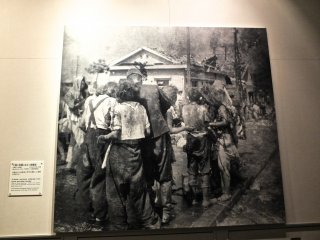 Survivors: Hiroshima Peace Memorial Museum