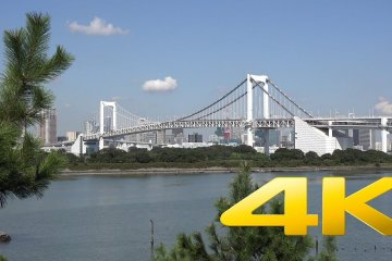 Odaiba: A Glimpse Into the Future