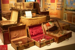 What did Japanese migrants pack?  Have a look!