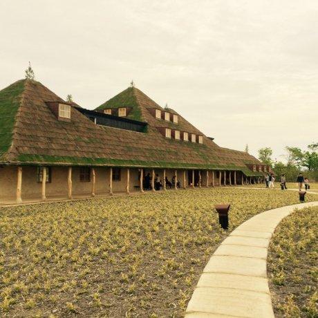 Um edifício sem igual: La Collina Omni-Hachiman