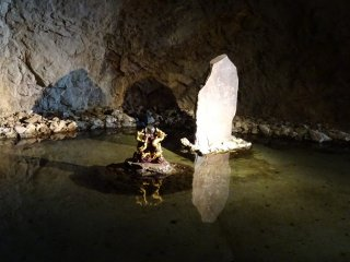 ภายในถ้ำ