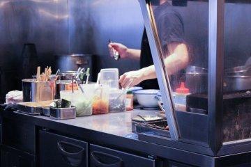 <p>Kitchen staff</p>