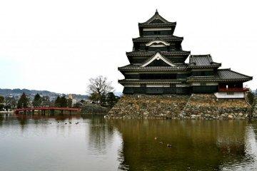 A National Treasure: Matsumoto Castle