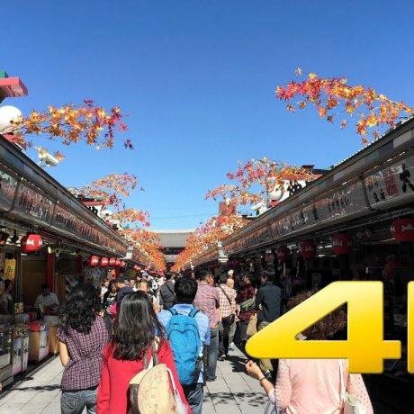 A Video Tour of Senso-ji