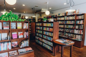 <p>Here you can spend your entire day just browsing all the collection</p>