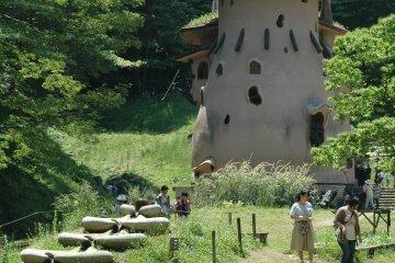 Moomin Land à Saitama