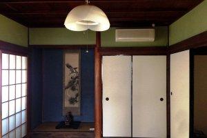 Elegant rooms take you to a gentler era.